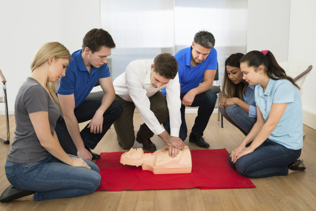 CPR for Personal Trainers