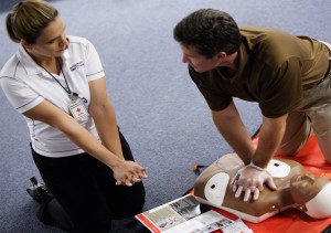 On-Site CPR Corporate Training